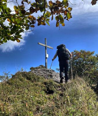 Pasterkopf-Gipfel