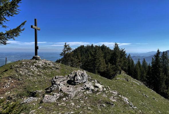 Gipfelkreuz am Riesenberg