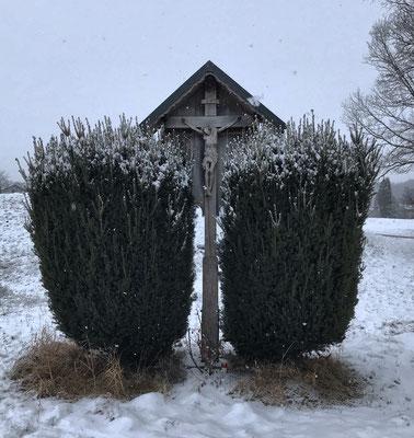Feldkreuz am Sailerbach