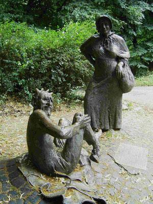 Der Teufel und die Aachener Marktfrau...