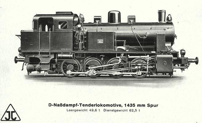 D-Kuppler von 1923