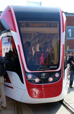 PC-Transport: Lionet