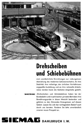 1952 Siemag, Dahlbruch