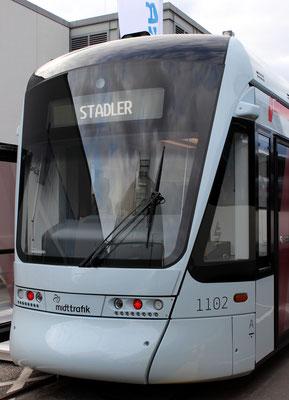 Stadler: Variobahn für Aarhus/DK