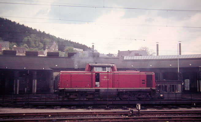 V100 1235 Bw Siegen 1967 (Aufnahme Dr. Richard Vogel)