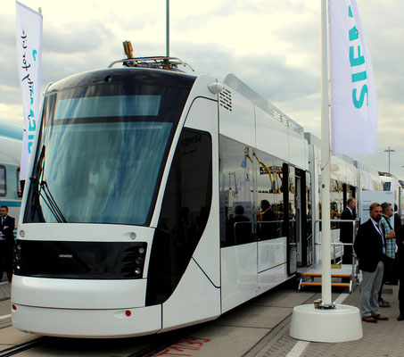 Siemens: Avenio für Doha/Katar