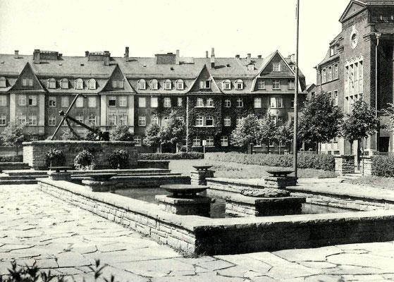 1939 Skagerrak-Denkmal im Herrengarten