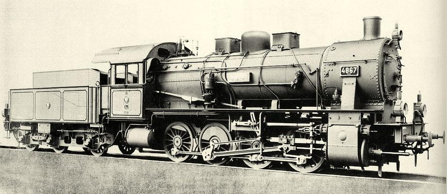 G8.1 mit der Fabriknummer 2000 von 1920