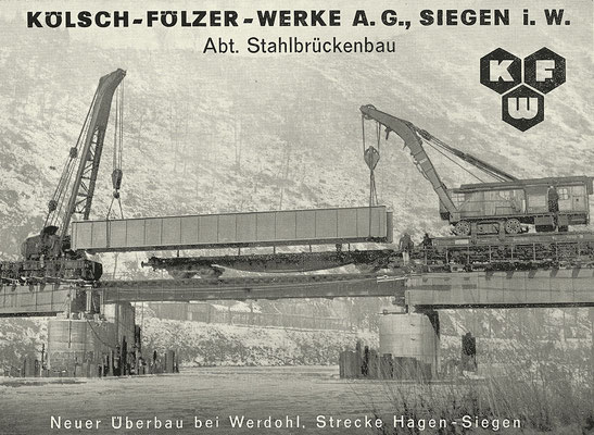 1952 Kölsch-Fölzer, Dreis-Tiefenbach