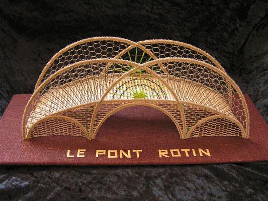 Pont rotin