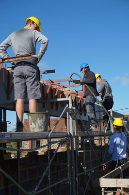 Construction d'une habitation Basse énergie à Bois-de-Villers Profondeville