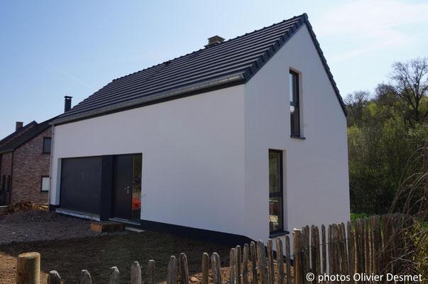 habitation basse énergie à La Bruyère