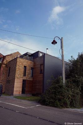 Maison basse energie ossature bois