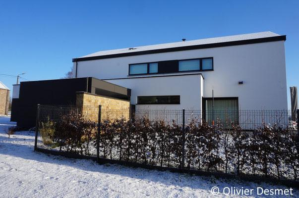 Habitation contemporaine Bois-de-Villers
