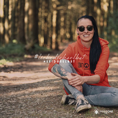 PINECONE - LIEBE DICH SELBST