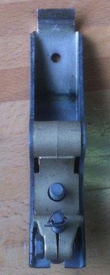 particolare diamantato su puntale di tenuta carta/cartone | protezione con cromatura antiruggine