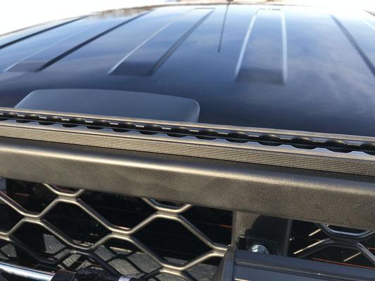 PEPEC - Ford Ranger 2015-2018 mit Bügel für die originale Ladefläche