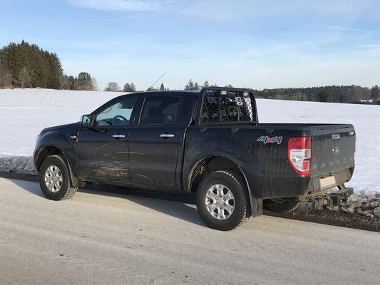 PEPEC - Ford Ranger 2015-2018 mit Bügel