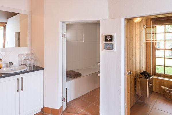 Steam Bath & Sauna