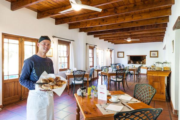 Breakfast Room - Kurtley with Bread Basket