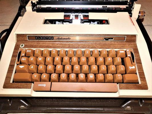 Das ist meine Tastatur