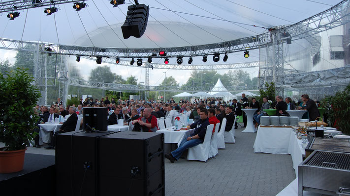 Outdoor Kongress und Event