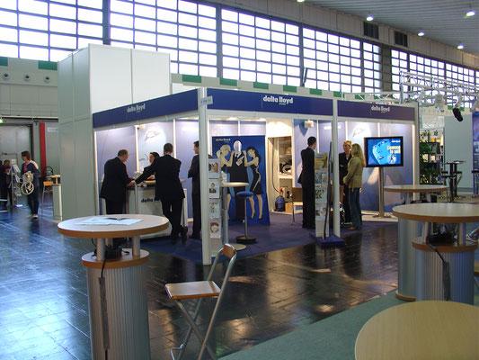 Systemstand bauen Hamburg