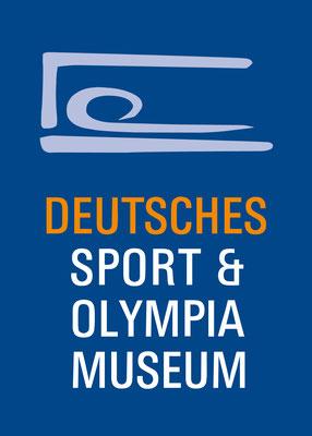 Logo Deutsches Sport & Olympie-Museum