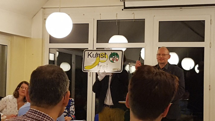 Kunstauktion- Rotary Club 25.10.2019