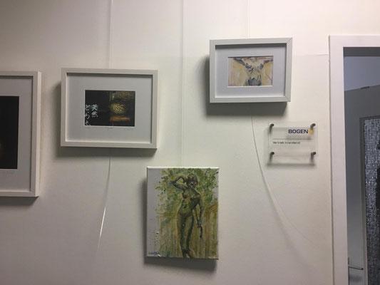 Kunstwerke Sabine Glathe- Auktion Rotary Club 25.10.2019
