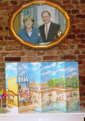 Leporello Kunst von Dieter W.Glathe