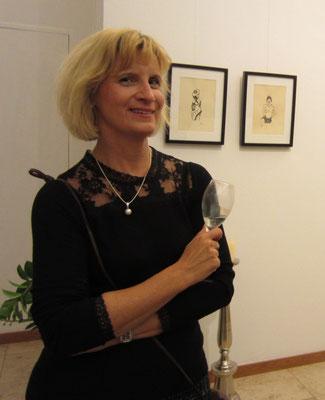 Gast-Vernissage- Weibliche Enthüllungen-13.09.2017-Galerie Kunst und Grün-Berlin
