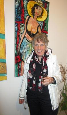 Fotografin- Vernissage- Weibliche Enthüllungen-13.09.2017- Galerie Kunst und Grün-Berlin
