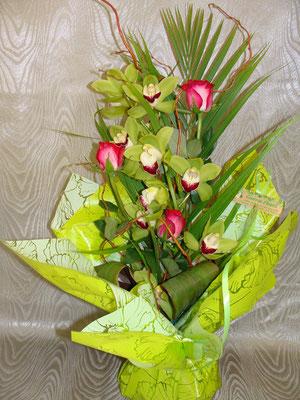 -Le Bouquet Elancé