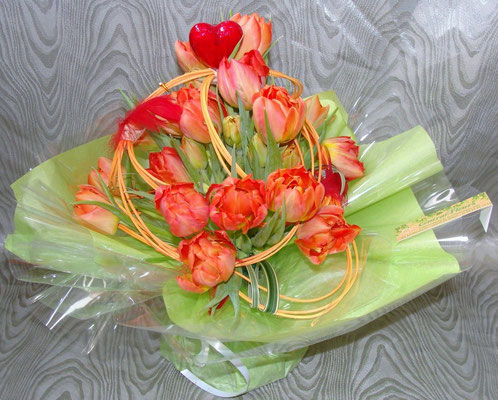 BS14-tulipe double orange