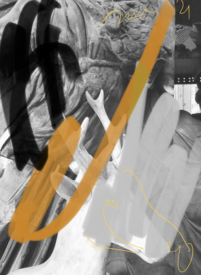 """Lockdown"", A/P, 80x60cm, Ink-jet-Foto/Acrylglas, 2021"