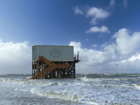 """Containering"", Modell (mare), 2010"