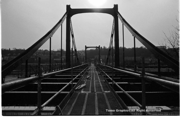 pont Daydé ダイデ橋