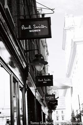 ポールスミスはここから始まった
