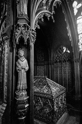 St. Geneviève 聖女ジュヌヴィエーヴの遺物