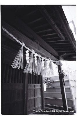 Zeiss Biogon: 稲毛浅間神社