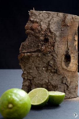 Holz = sauer