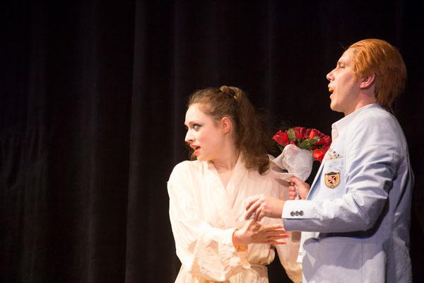 """""""Cymbeline"""" (R: Bruno Max), Theater zum Fürchten, Juni 2013 (mit Hendrik Winkler) (Foto: Barbara Frenzel)"""