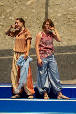 """Aladdin"" (R.: P. Raffalt), Festspiele Wangen i.A. 2018 (mit Magdalena Oettl) (Foto: C. Morlok)"