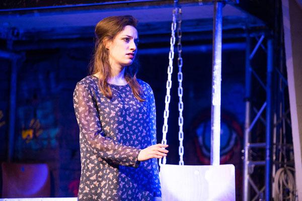 """""""Das Leben der Bohème"""" (R.: Doris Harder), Theater zum Fürchten 2015, (Foto: Bettina Frenzel)"""