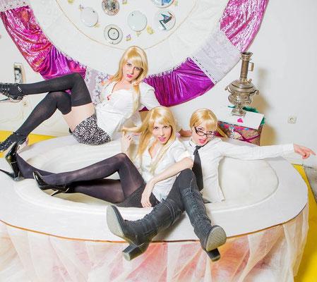 """""""Inside Paris Hilton"""" (R.: Aleksander Studen- Kirchner), WIENDRAMA 2015 (mit Helen Zangerle und Julia Prock- Schauer)"""
