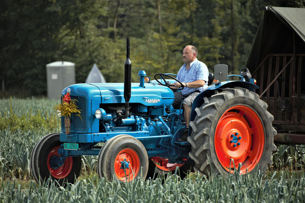Traktorentreffen Möriken
