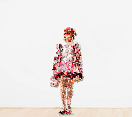 Mutation - Grayson Perry as Claire