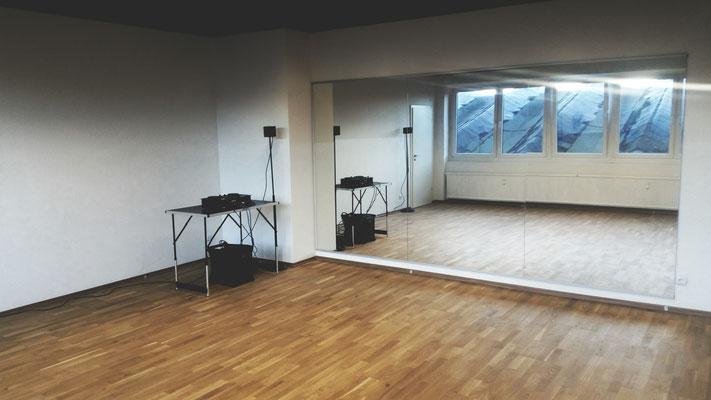 Kleiner Tanzraum