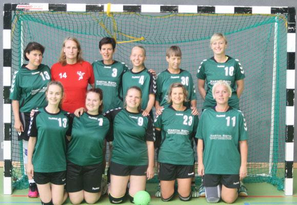 5. wurde unsere 3. Damen des TSC-Wellingsbüttel